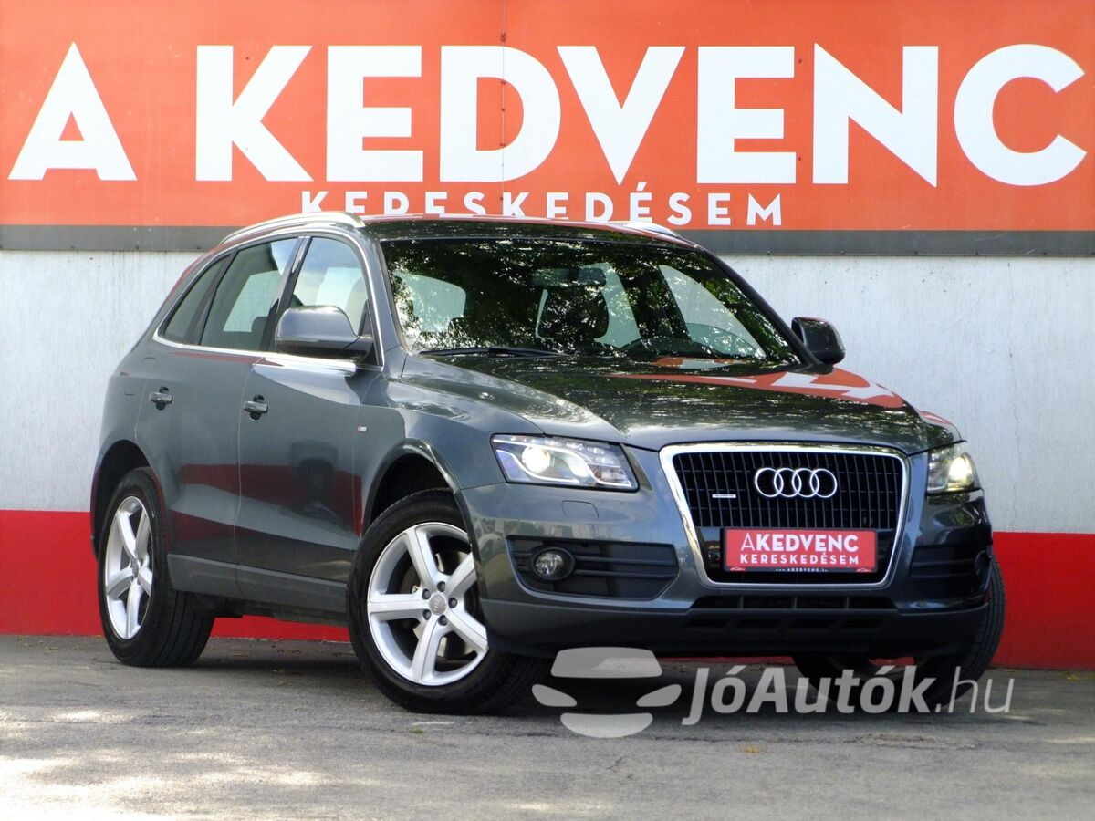 Used Audi Q5 3.2 FSI