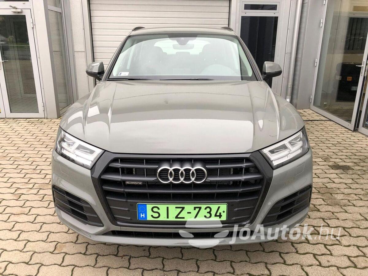 Used Audi Q5 2.0 TFSI Quattro