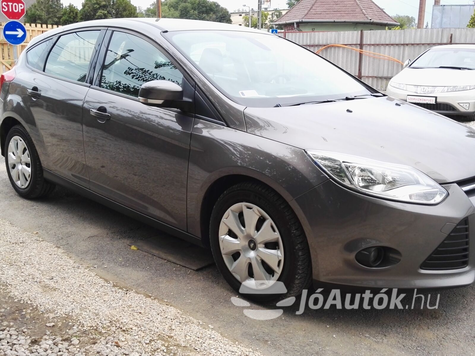 FORD Focus 1.6 TDCi Trend Plus - jobb eleje