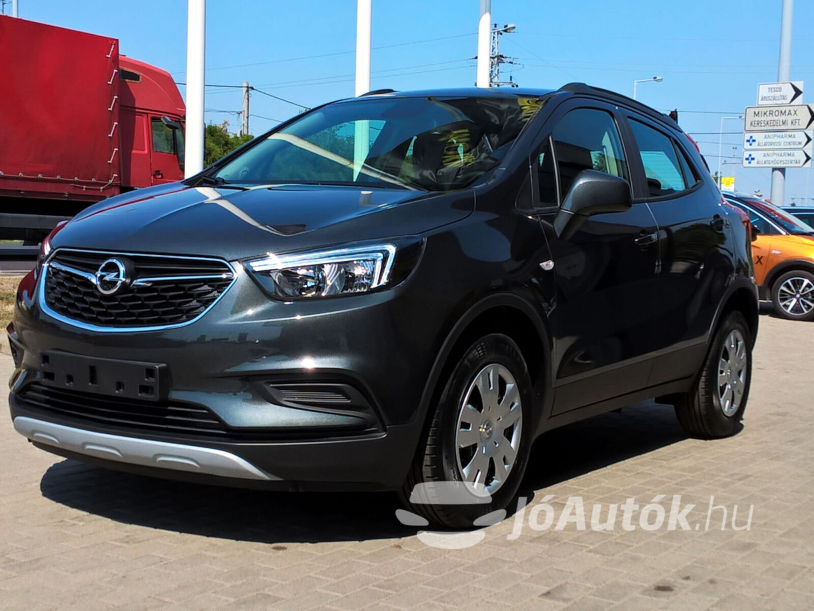 OPEL Mokka 1.6 Selection Start-Stop EURO6 - bal eleje