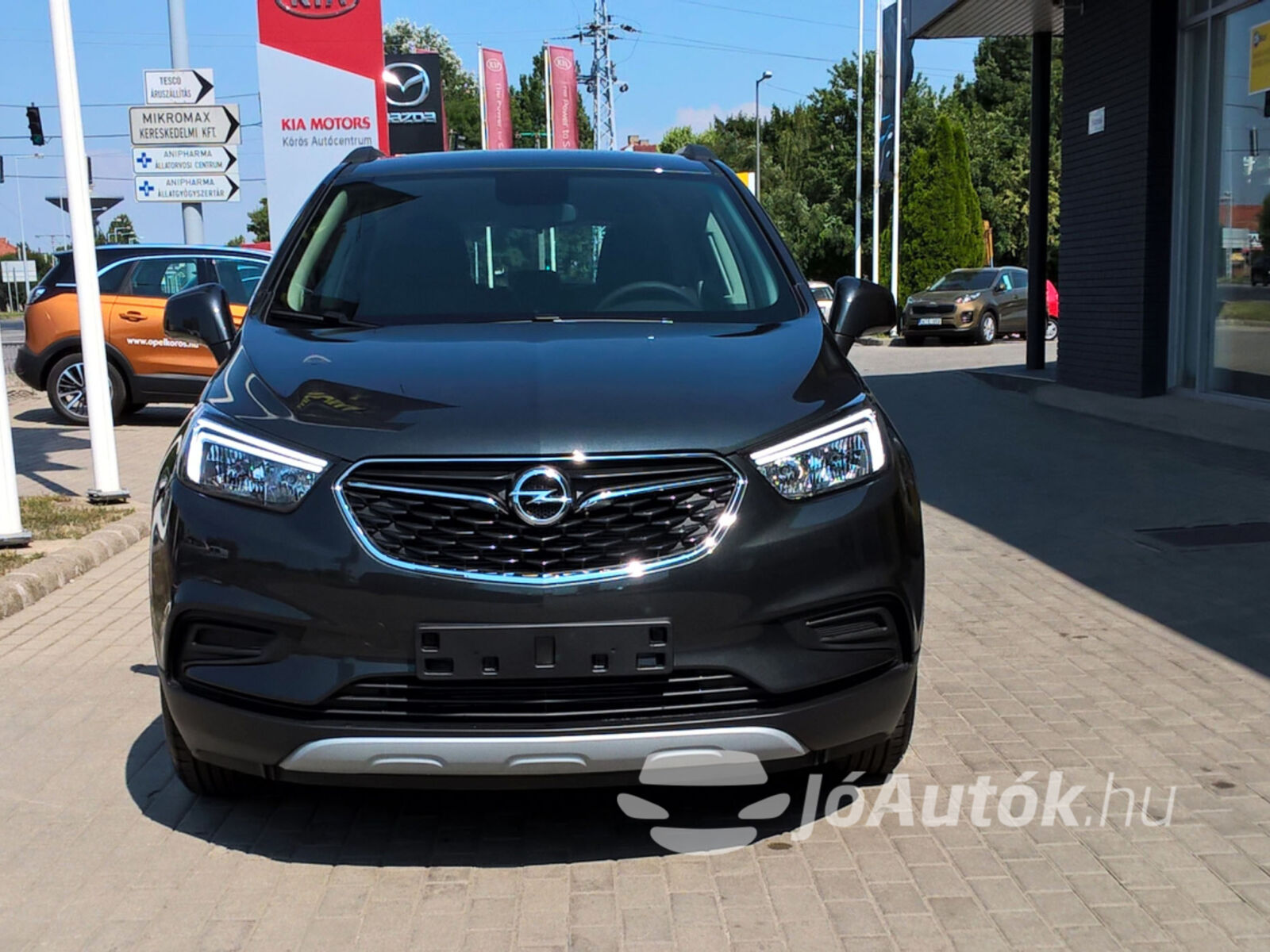 OPEL Mokka 1.6 Selection Start-Stop EURO6 - szemből