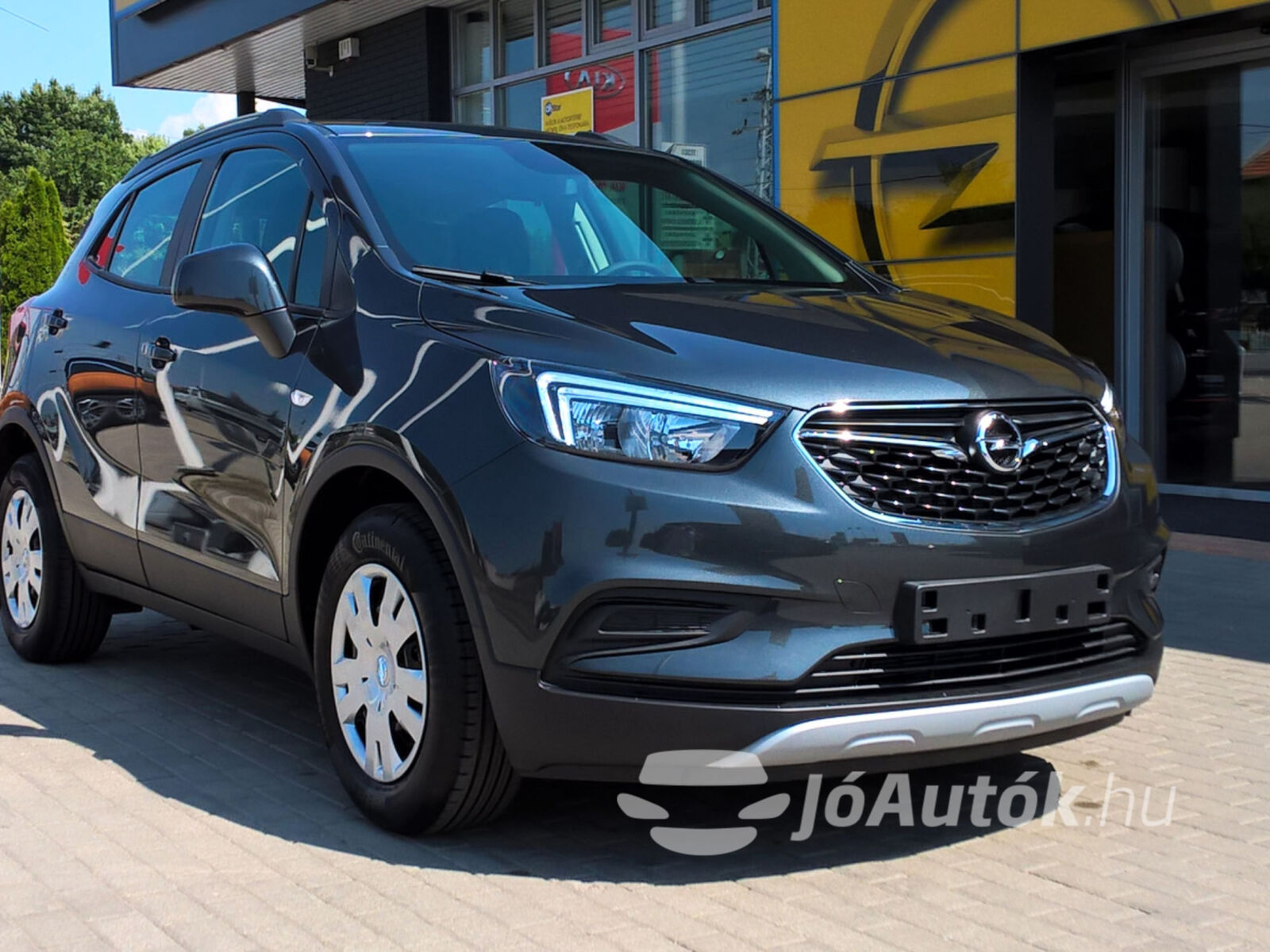 OPEL Mokka 1.6 Selection Start-Stop EURO6 - jobb eleje