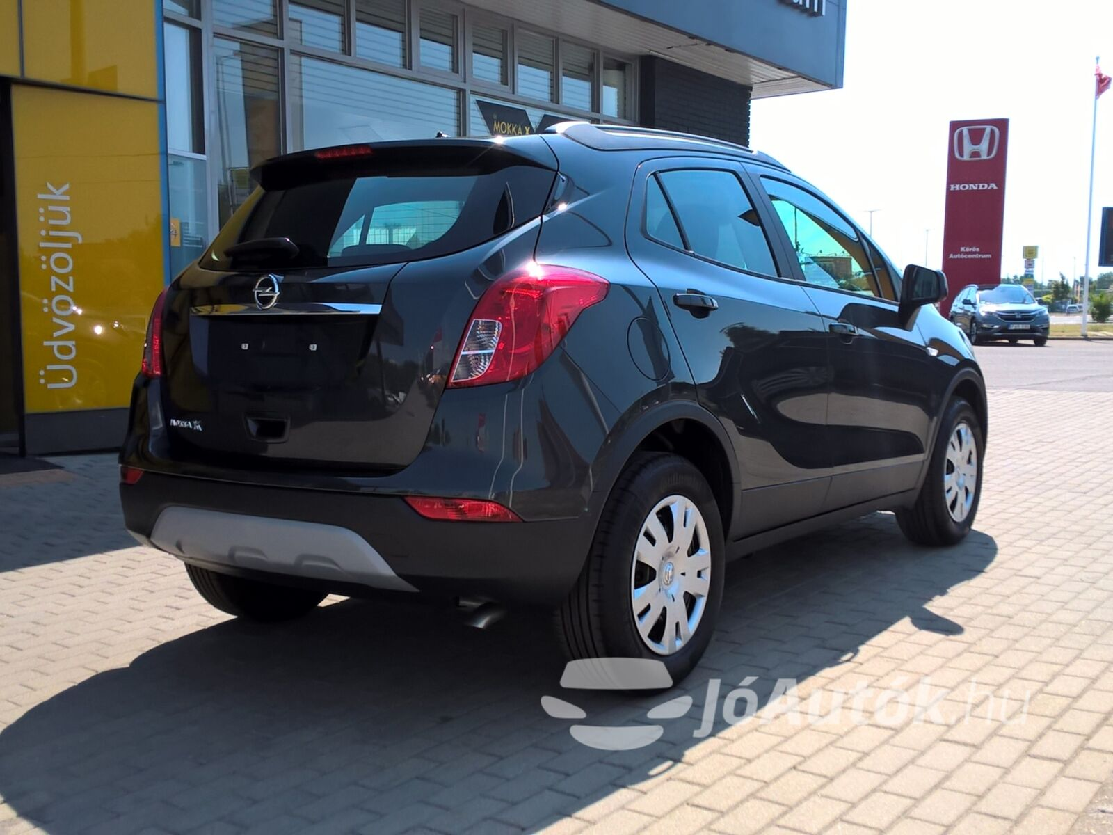 OPEL Mokka 1.6 Selection Start-Stop EURO6 - jobb hátulja
