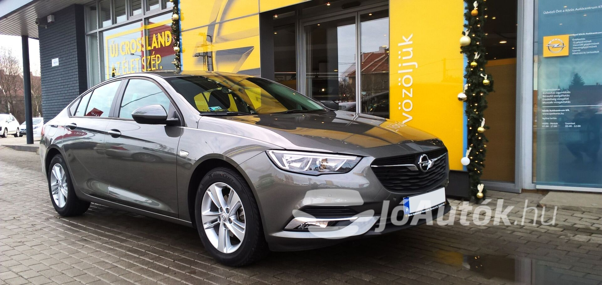 OPEL Insignia Grand Sport 1.5 Edition Start/Stop - jobb eleje
