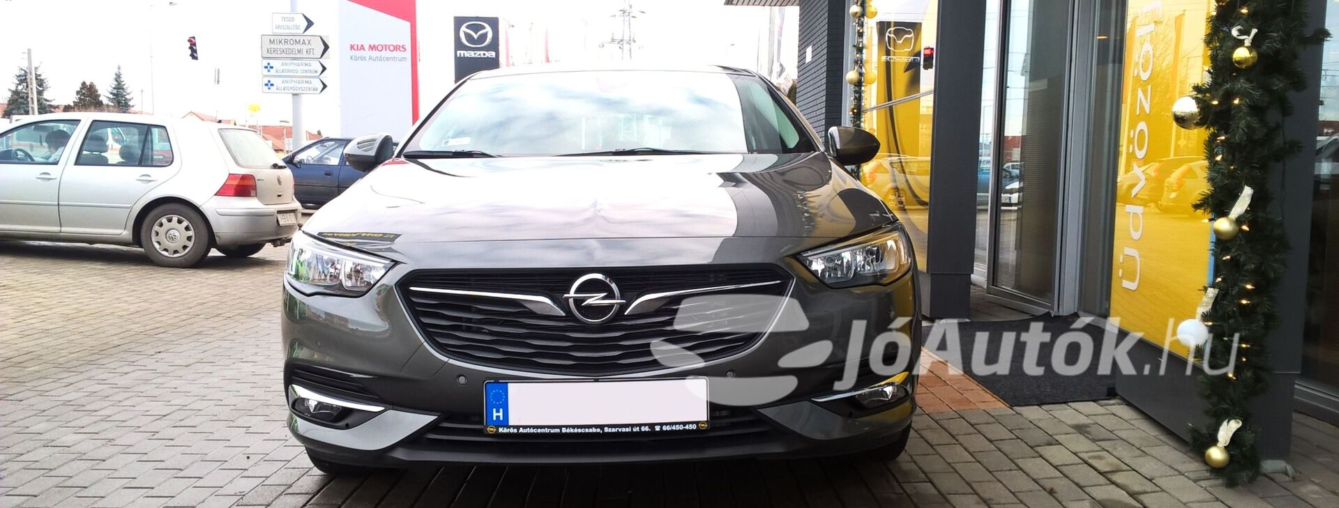 OPEL Insignia Grand Sport 1.5 Edition Start/Stop - szemből